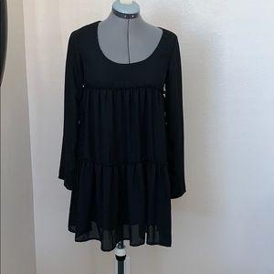 Toni black dress
